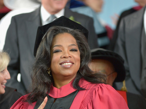 Forbes' 100 Celebs List: Oprah Returns to the Top