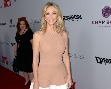 Heather Locklear's Secret Workout Program