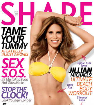 Jillian Michaels: Motherhood Forces You to Grow Up