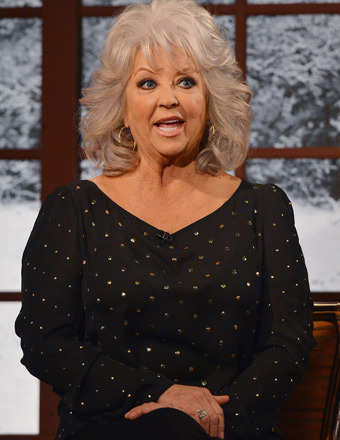 Paula Deen Cries 'Tears of Joy' at First Appearance Since Scandal