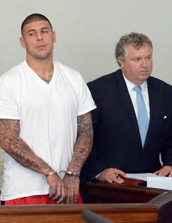 Aaron Hernandez Murder Case: Photos of Suspected Murder Weapon Release