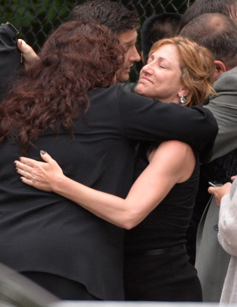 Pics: James Gandolfini's Funeral in NYC