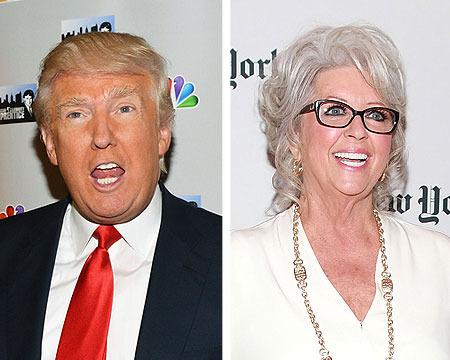 Donald Trump on Paula Deen: 'Hopefully She Can Recover'