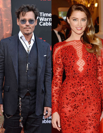Couples News: Johnny Depp & Amber Heard