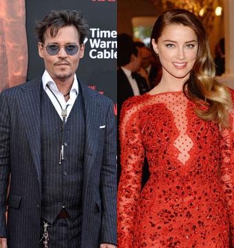Couples News: Johnny Depp & Amber Heard
