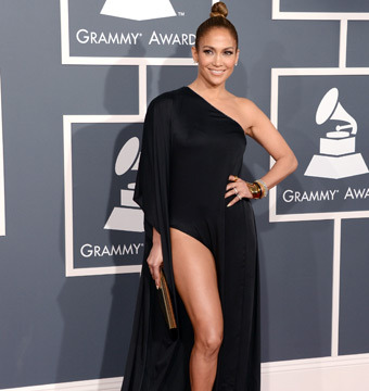 Jennifer Lopez on Her Hottest Red Carpet Moments of 2013