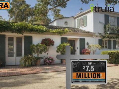 Star Real Estate: Celebrity Seller's Market!