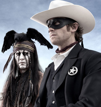 'The Lone Ranger' and More Westerns with a Twist