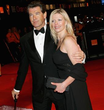 Pierce Brosnan's Daughter Dies of Cancer at 41
