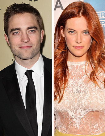 Who is Robert Pattinson's Mystery Date?