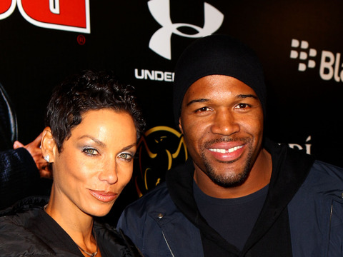 Nicole Murphy's Fun Facts About Michael Strahan!