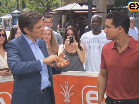 Dr. Oz: Tips for Getting Healthy This Summer