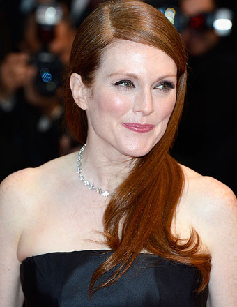 Julianne Moore: The New Face of Reed Krakoff