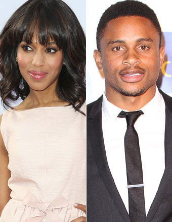 Surprise! Kerry Washington Weds in Secret Ceremony