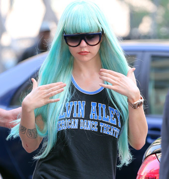 Amanda Bynes Causes Disturbance; Held on 5150 Psychiatric Eval