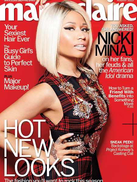 Nicki Minaj: 'I Want to Be a Mom One Day'