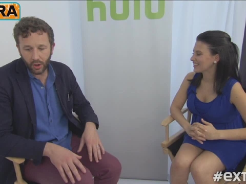'Bridemaids' Star Chris O'Dowd Talks New Web Series