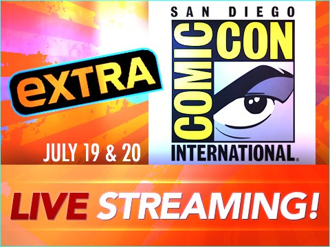 Schedule of Guests: Live Streaming from Comic-Con 2013