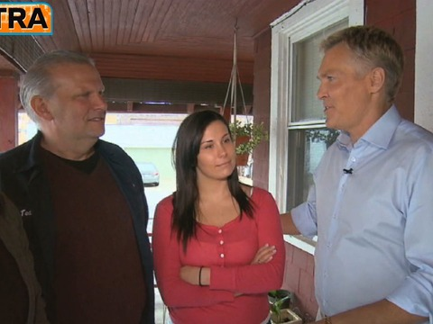 'Extra's' Super Storm Sandy Recovery