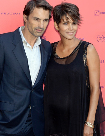 Report: Halle Berry and Olivier Martinez Wed in France