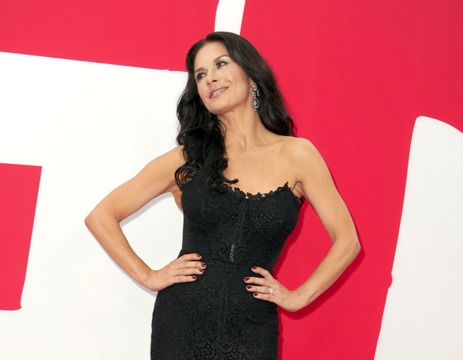 Catherine Zeta-Jones on Her Summer Plans
