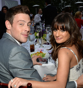 Was Cory Monteith Engaged to Girlfriend Lea Michele?