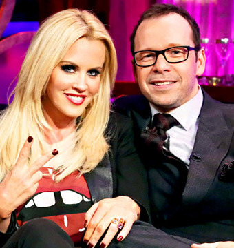 Donnie Wahlberg and Jenny McCarthy are Dating