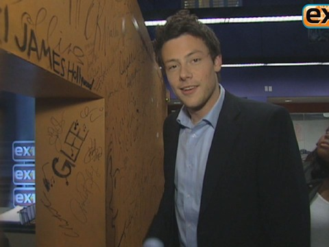 'Extra' Archive: Remembering Cory Monteith