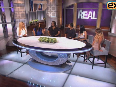 'Extra' Raw! Meet 'The Real' Women