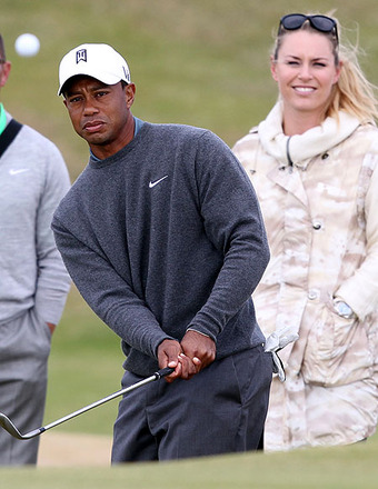 Lindsey Vonn Tweets Congrats to BF Tiger Woods
