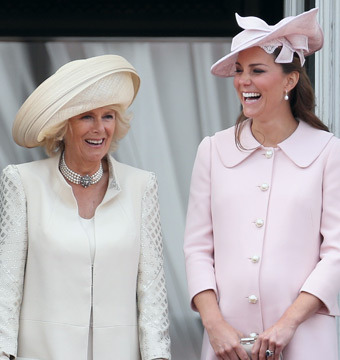 Royal Baby Due Date: Camilla Gives Impromptu Speech, Says 'End of Week'