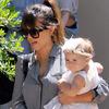 The Kardashians Lavishly Celebrate Baby Penelope's First Birthday [Fame/Flynet Pictures]