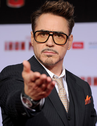 Robert Downey Jr. Tops Forbes' Highest-Paid Actor List