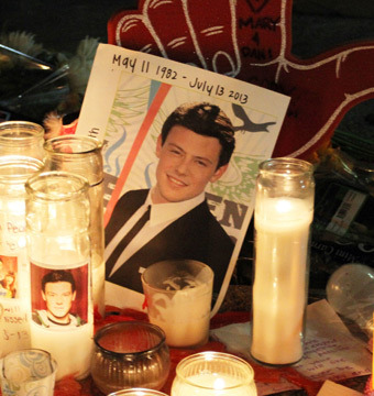 Police: Cory Monteith Took Deadly Heroin Dose Alone, Friends Questioned