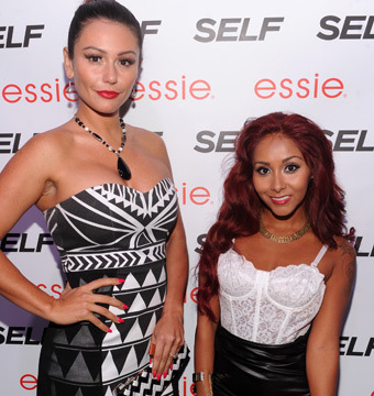 Jersey Shore Tries to Ban JWoww and Snooki, Stars Hit Back on Twitter