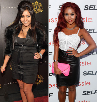 Pic! Snooki Flaunts 50-Pound Weight Loss
