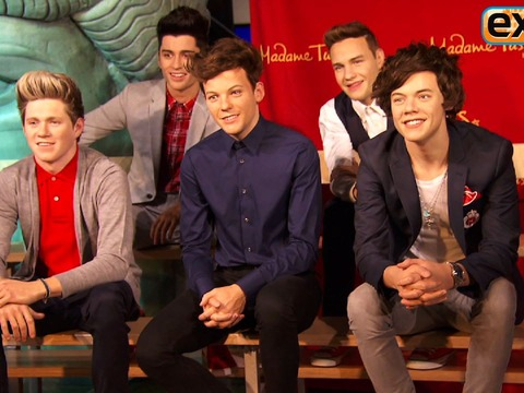 One Direction Gets Waxed