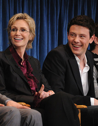 Cory Monteith Death: Jane Lynch's Emotional Tribute, 'Glee' on Hold