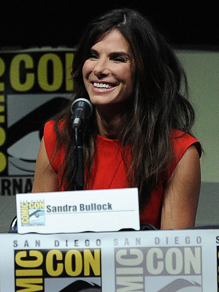 Comic-Con 2013: Sandra Bullock's Debut, Tom Cruise Makes Surprise Appearance