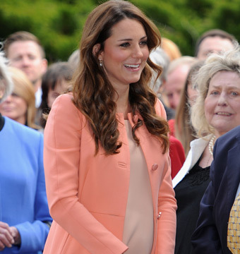 Royal Baby Watch: Kate Middleton's Labor 'Progressing Well'