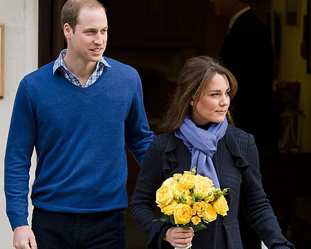 Prince William 'Could Not Be Happier' About Birth of His Son