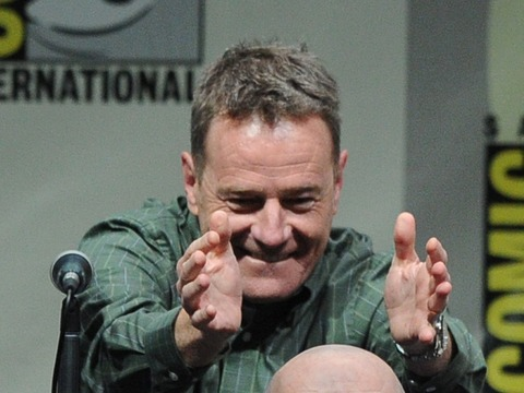 Bryan Cranston on 'Godzilla' and Saying Goodbye to 'Breaking Bad'