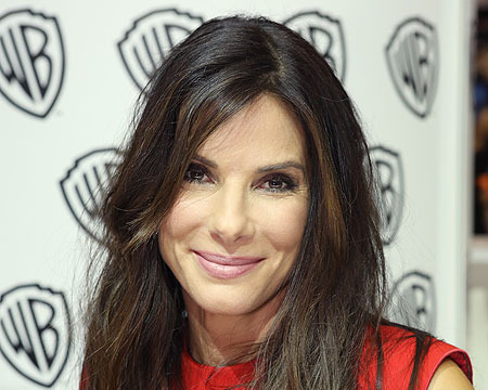 Sandra Bullock Says No to Any Real Space Travel