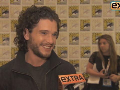 Kit Harrington on Next Season of 'Game of Thrones': 'The Best Yet'