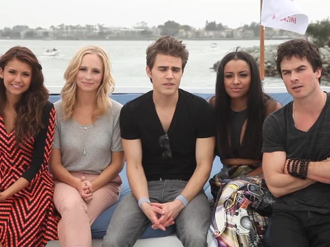 Comic-Con 2013: At TV Guide Magazine's Yacht Party
