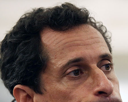 Weiner Won't Pull Out, Woman Revealed in Sexting Scandal II