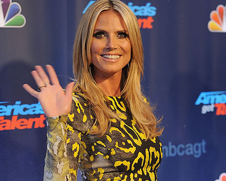 Heidi Klum on Recent Racy Photos: 'I Grew Up Running Around Topless'