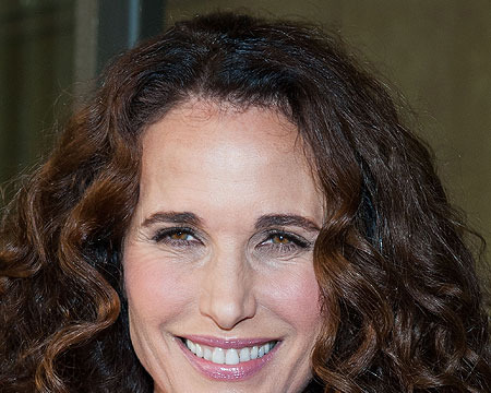 Andie MacDowell on Being in Vancouver When Cory Monteith Died