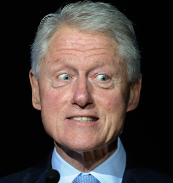 Video! Bill Clinton 'Singing' Robin Thicke's 'Blurred Lines' Goes Viral