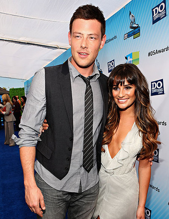 Lea Michele Has 'Horrible Anxiety Attacks' over Cory Monteith's Death